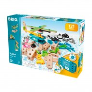 BRIO konstruktorius Builder Motor, 34591 34591