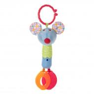 BABY SENSES vežimėlio žaislas Pelytė, 00007654000000 00007654000000