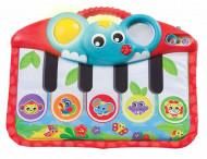 PLAYGRO muzikinis kilimėlis-pianinas, 0186367 0186367