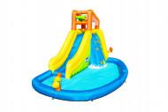 BESTWAY pripučiamas žaidimų centras Mount Splashmore Mega WaterPark, 53345 53345