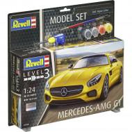 REVELL modelis Model Set Mercedes AMG GT, 67028 67028
