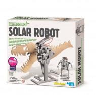 4M kūrybinis rinkinys Saulės energija pakraunamas robotas, 00-03294 00-03294