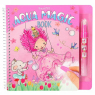 Princess Mimi Aqua Magic Book, 10380 10380
