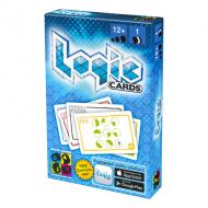 BRAIN GAMES kortų žaidimas Logic cards 1 4751010195052