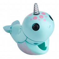 FINGERLINGS elektroninis žaislas banginis Nikki, turkio spalvos, 3699 3699