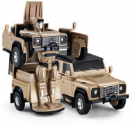 RASTAR 1/32 automodelis valdomas Land Rover Defender, 62000 62000