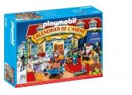 PLAYMOBIL Advento kalendorius - Kalėdinių žaislų parduotuvė, 70188 70188