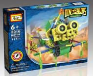 Robotas Dinozauras, 3016
