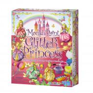 4M rinkinys magnetukų Žibančios princesės, 00-03528 00-03528