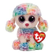 TY Beanie Boos multicolor poodle RAINBOW 70 cm, TY99999