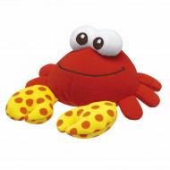 CHICCO vonios žaislas krabas, 00005185000000 00005185000000