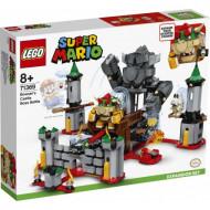 71369 LEGO® Super Mario™ Bowser pilies kovos su bosu papildymas 71369