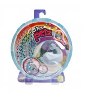 ORB FACTORY kūrybinis rinkinys GlitterPets® keyring Dolphin, ORB74746