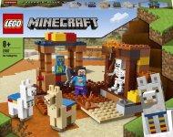 21167 LEGO® Minecraft™ Prekybos postas 21167