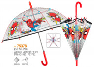 PERLETTI vaikiškas skėtis Spiderman, 75378 75378