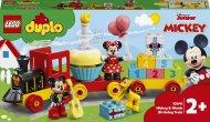 10941 LEGO® DUPLO® Disney™ Mikio ir Minės gimtadienio traukinys 10941