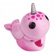 FINGERLINGS elektroninis žaislas banginis Rachel, rožinis, 3697 3697