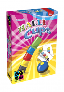 BRAIN GAMES žaidimas Halli Cups, 4751010190323 4751010190323
