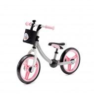 KINDERKRAFT 2Way balansinis dviratis, rožinis, 12'', KKR2WNXLTPK0AC KKR2WNXLTPK0AC