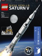 LEGO® 92176 Ideas LEGO® NASA Apollo Saturn V 92176