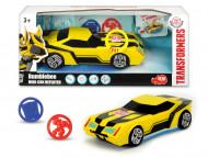 SIMBA DICKIE TOYS TRANSFORMERS robotas - automobilis Mini-Con Bumblebee, 203114003 203114003