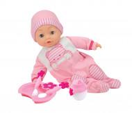 BAMBOLINA 40cm kalbanti lėlė-kūdikis su aksesuarais, 50 žodžių lietuvių kalba, BD1392LT BD1392LT