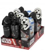 IMPERIAL burbulai muilo Star Wars: R2D2, Yoda, Darth Vader, 26466 26466
