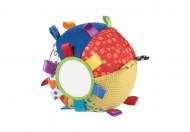 PLAYGRO minkštas kamuolys Loppy Loop, 0180271 0180271