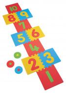 ELC minkšti kilimėliai su skaičiais 122881 122881