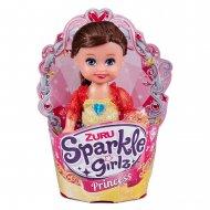 SPARKLE GIRLZ lėlė keskiuko formelėje Princess, 10cm, asort., 10015TQ3 10015TQ3