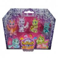 SIMBA SAFIRAS 4 figurėlių rinkinys, 4-a., 105951001038 105951001038