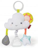 SKIP HOP Silver Lining vežimėlio žaislas debesėlis, 307155 307155