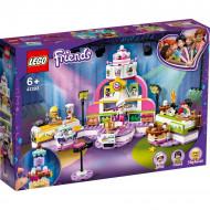 41393 LEGO® Friends Kepimo konkursas 41393