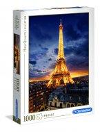 CLEMENTONI Dėlionė Eifelio bokštas 1000pcs., 39514 39514