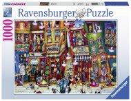 RAVENSBURGER dėlionė When Pigs Fly 1000 d., 15275 15275