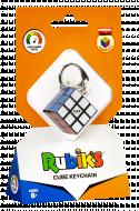 RUBIKS galvosūkis Rubiko kubas 3x3 su pakabučiu raktams, RUB3026 RUB3026