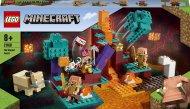 LEGO® 21168 Minecraft Iškreiptas miškas 21168