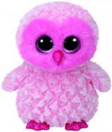 TY Beanie Boos pink owl TWIGGY 23 cm, TY37158
