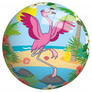 "JOHN vinilinis kamuolys Flamingo, 9""/230 mm, 54892 54892"