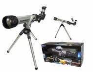 EASTCOLIGHT teleskopas su veidrodžiu ir trikoju, 32001 32001