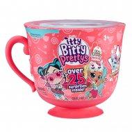 ITTY BITTY PRETTYS žaidimų rinkinys Tea Party, 1 serija, asort., 9703 9703