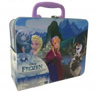 CARDINAL GAMES dėlionė 3D 48d. metalinėje dėž. Frozen, 6033102 6033102