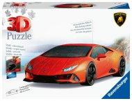RAVENSBURGER 3D dėlionė Lamborghini Huracan Evo, 108d., 11238 11238