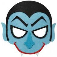 AMSCAN Kartoninė vampyro kaukė, 848427-55 848427-55