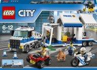 60139 LEGO® City Police Mobilusis valdymo centras 60139