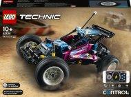 42124 LEGO® Technic Bekelės bagis 42124