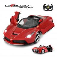 RASTAR R/C 1:14 automodelis valdomas, Ferrari LaFerrari Aperta, 75800 75800