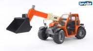 BRUDER traktorius su teleskopiniu krautuvu, 02140 02140