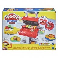 PLAY DOH rinkinys Grill and Stamp, F06525L0 F06525L0