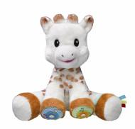 VULLI Sophie la girafe pliušinis žaislas 10m+ Touch & Music 230806F 230806F